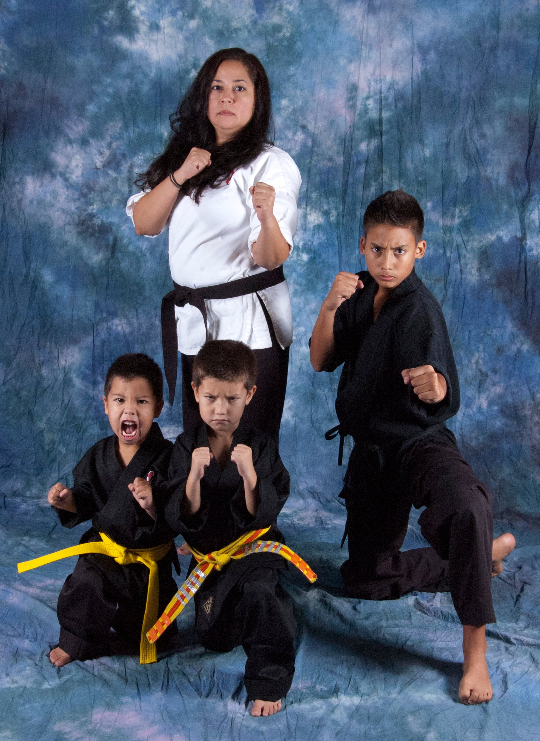 Monica Villatoro in Chino Hills - VCMA Villatoro Champion Martial Arts