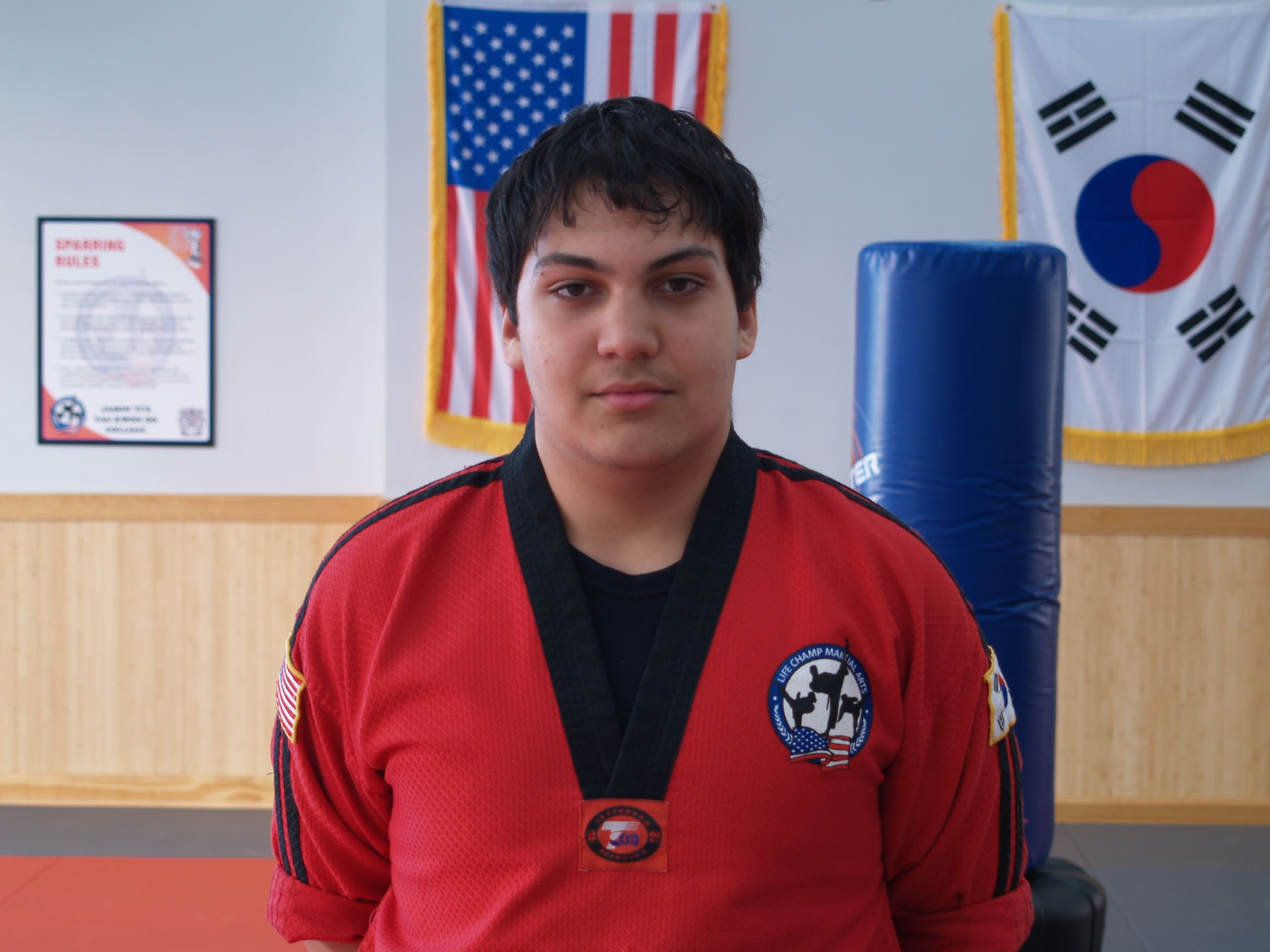 Mr. Jay in Woodbridge - Life Champ Martial Arts