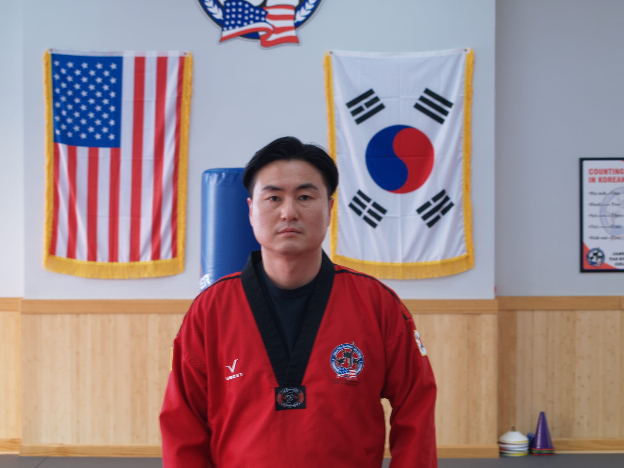 Mr. Kang in Woodbridge - Life Champ Martial Arts