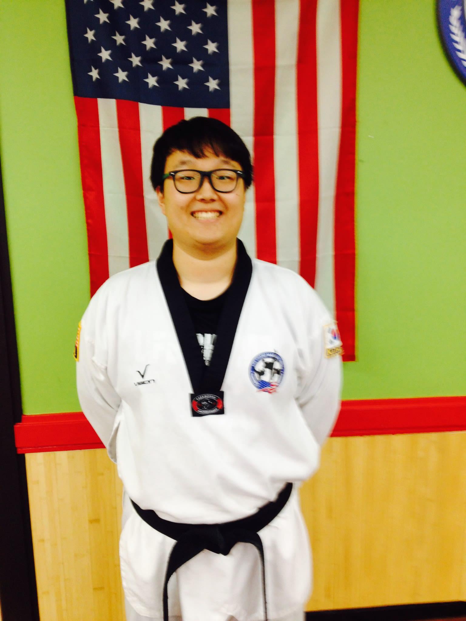 Mr. John in Woodbridge - Life Champ Martial Arts