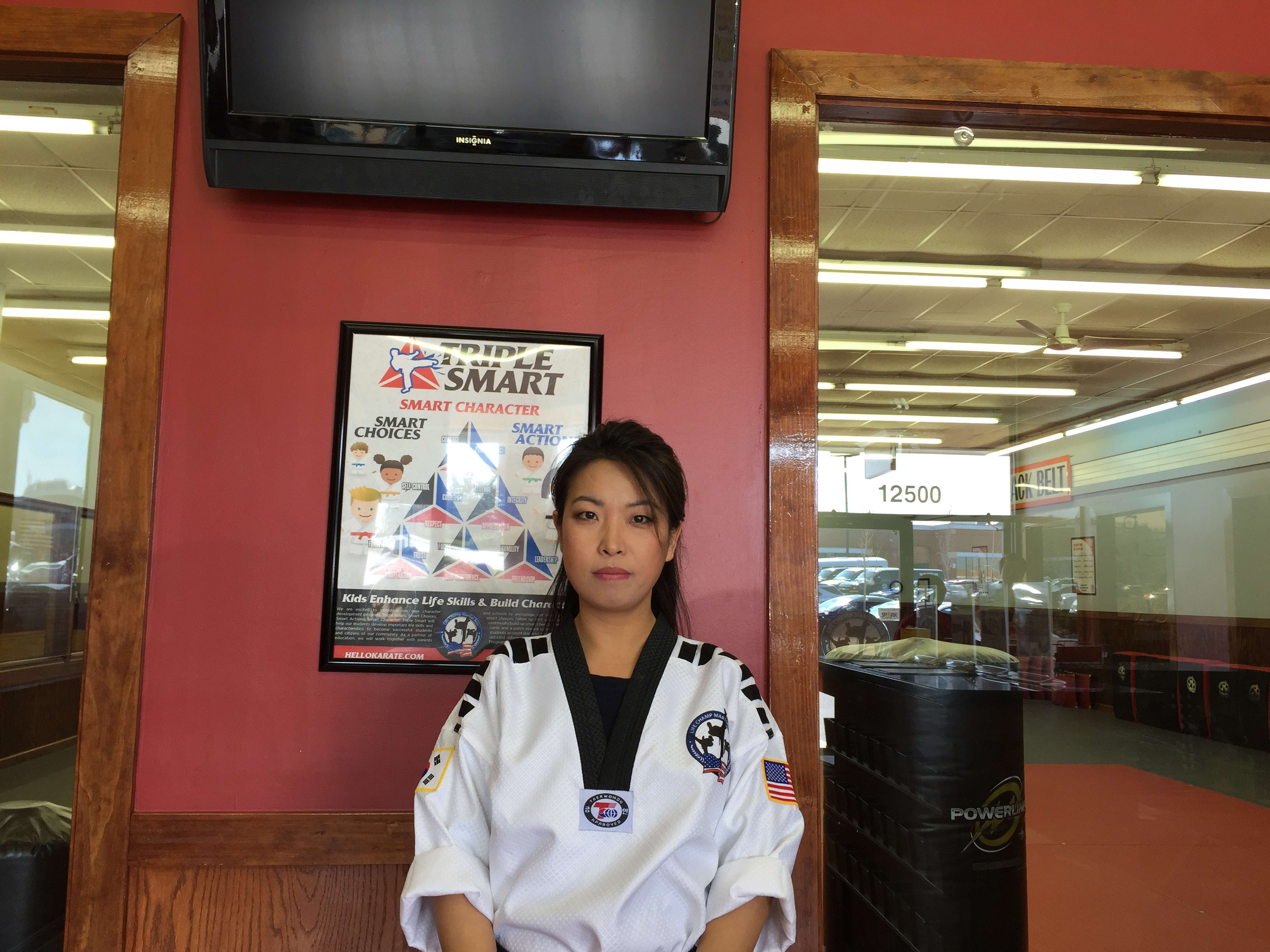 Ms. Jane in Woodbridge - Life Champ Martial Arts