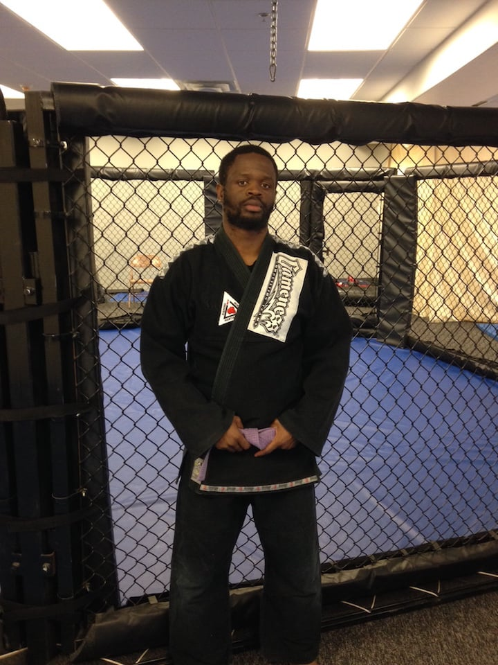 LUIS DEANDRADE in Philadelphia - Commando Krav Maga and Diamond Mixed Martial Arts