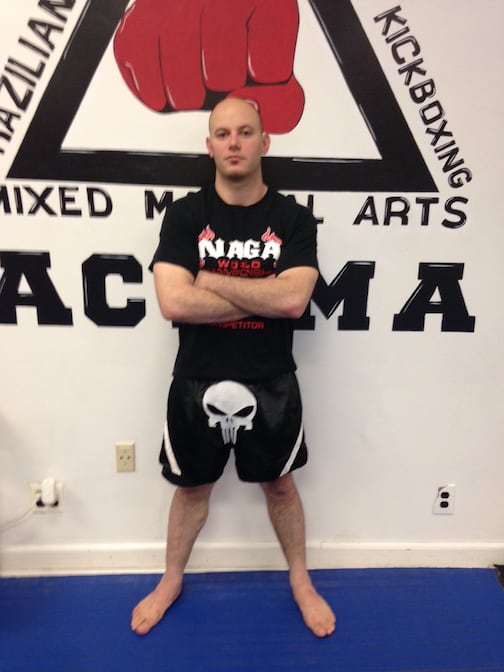 JOHN PIZIO in Philadelphia - Commando Krav Maga and Diamond Mixed Martial Arts