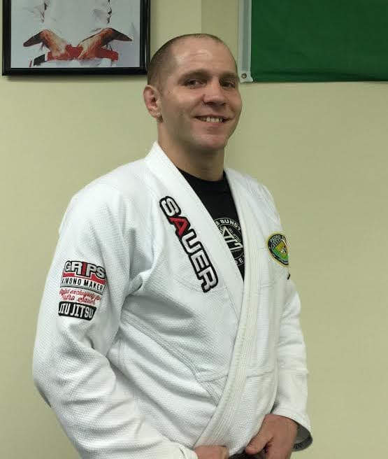 Coach Micah Bender in Warren - Team Bundy Gracie Jiu-Jitsu