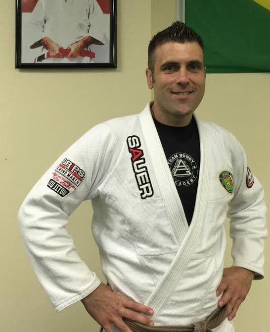 Coach Jim Bundy in Warren - Team Bundy Jiu-Jitsu Academy