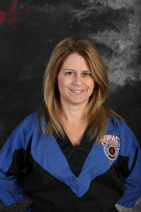 Sensei Tami Button in Manlius - Impact Martial Arts & Fitness - Team Manlius