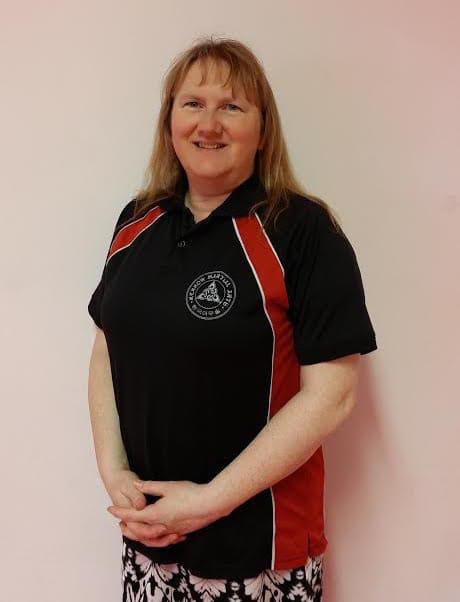 Elaine Latus in St. Austell - Kernow Martial Arts