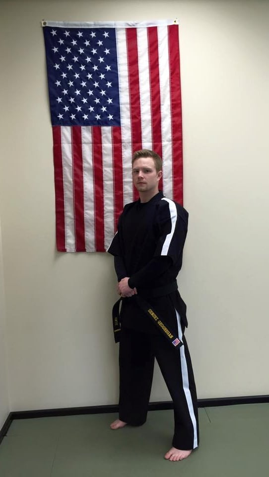 Conor Geoghegan in Orangeburg - The Academy For Martial Arts