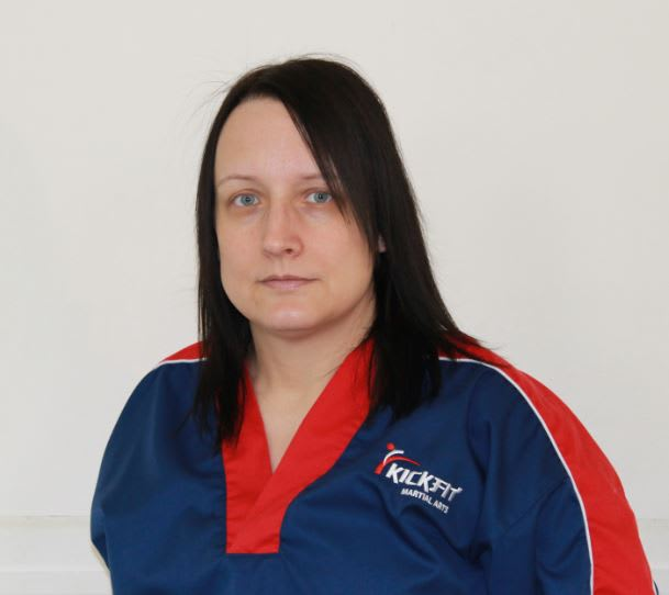 Sarah Davis in Slough - KickFit Martial Arts Slough