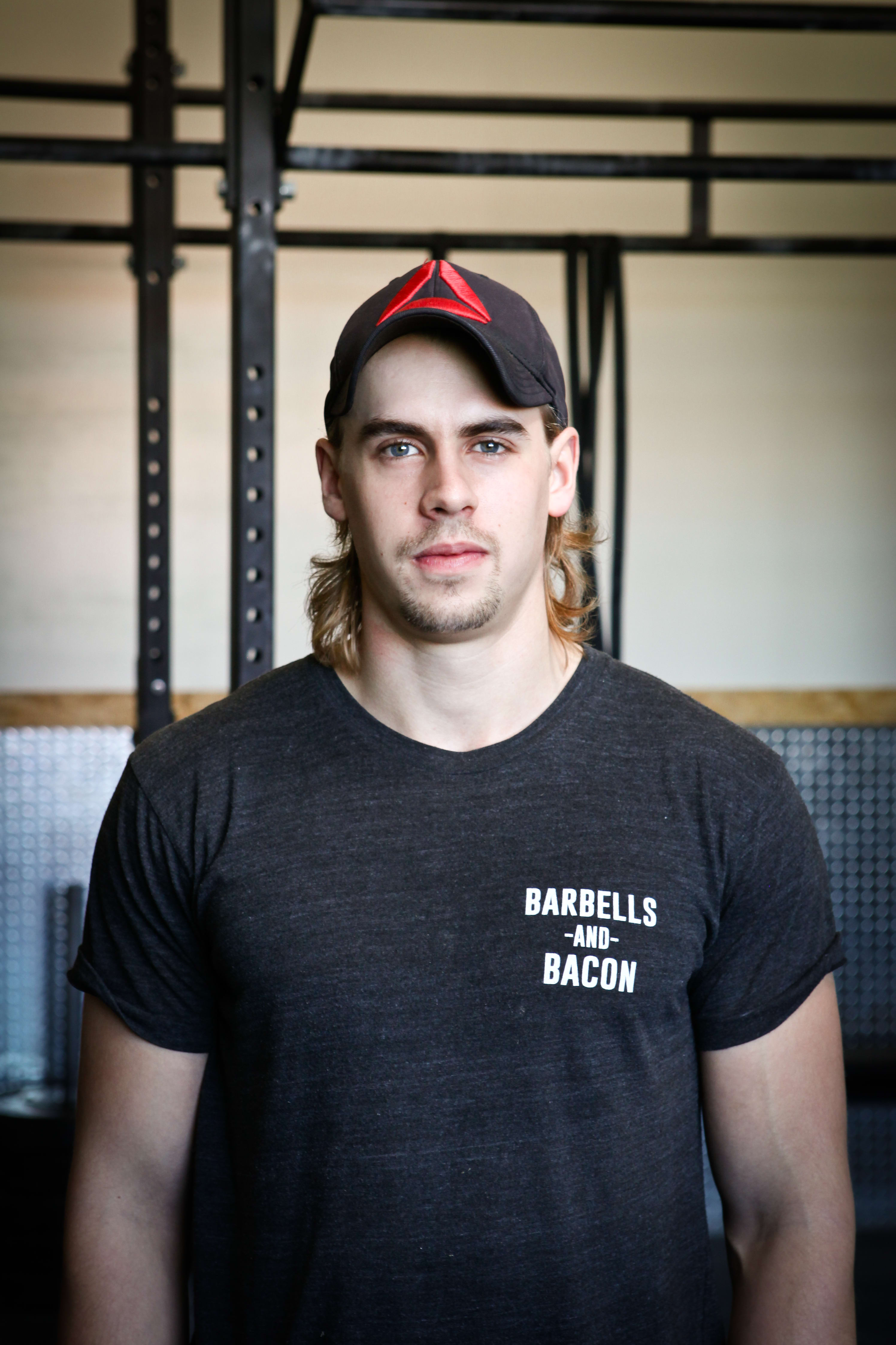 Jesse Sherriff in West London - West London Crossfit