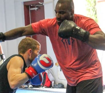 Renard Carn in Charlotte - FTF® Fitness and Self-Defense