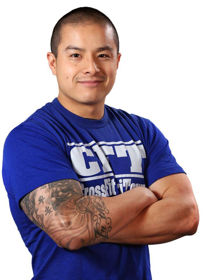 Garvin Yu in Monroe - CrossFit TriTown