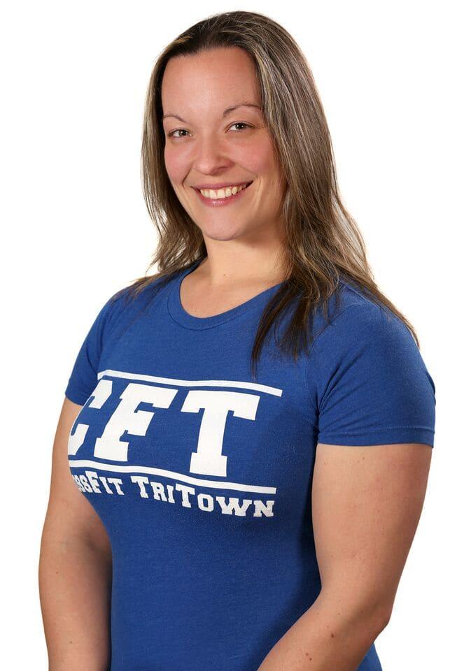Nikki Decker Lawler in Monroe - CrossFit TriTown