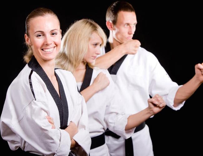 Kids Martial Arts in Plano