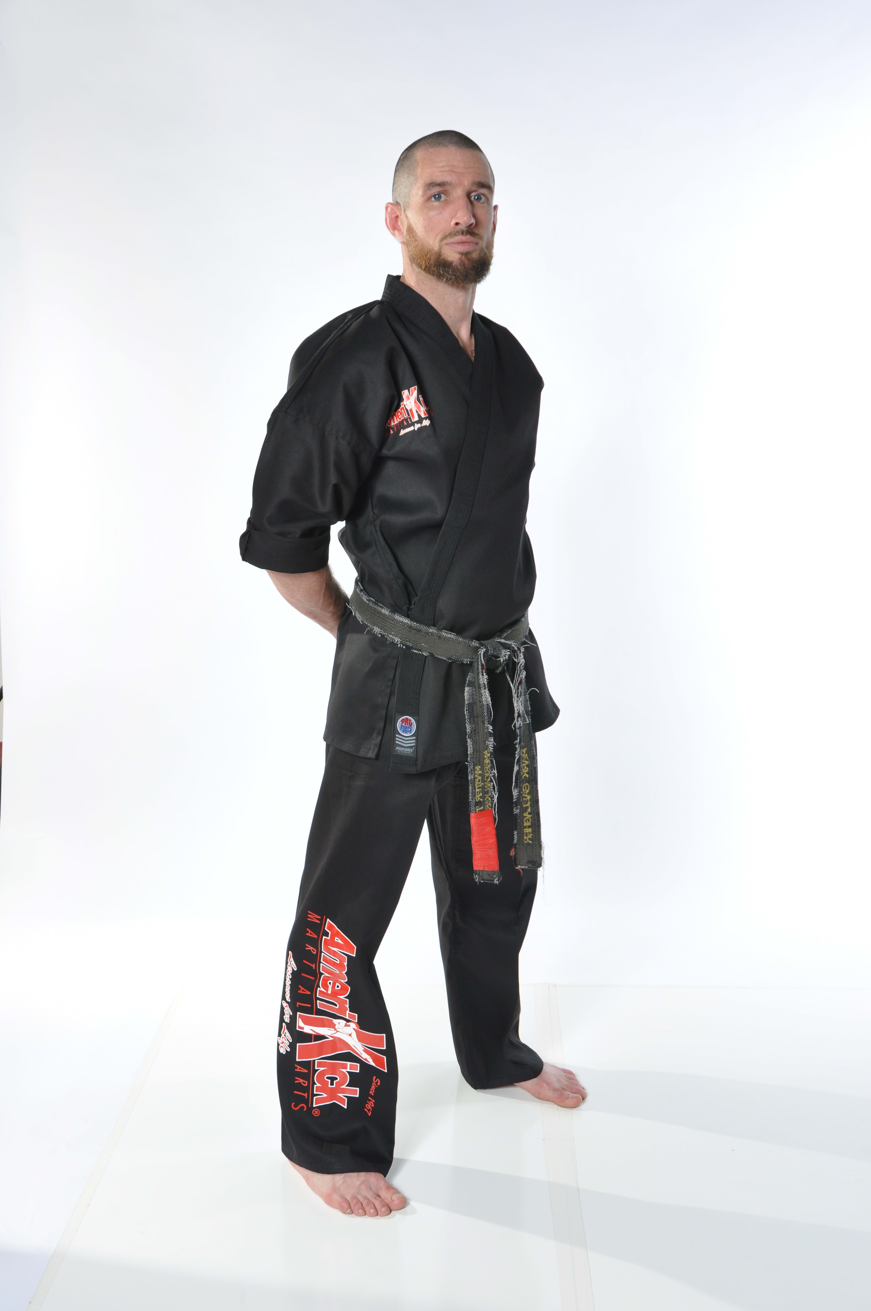 Mark Gallagher in Philadelphia - Amerikick Martial Arts Northeast Philly