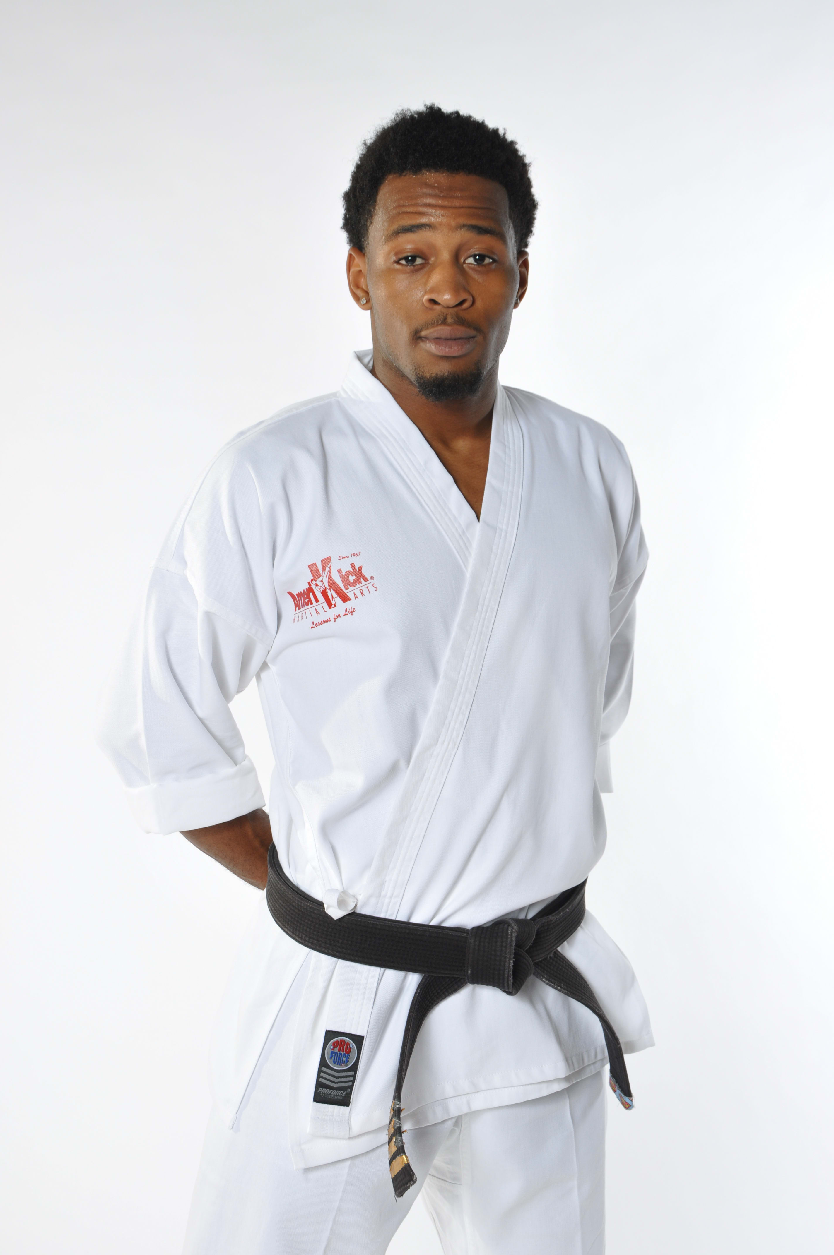 Steven McLaughlin in Philadelphia - Amerikick Martial Arts Northeast Philly
