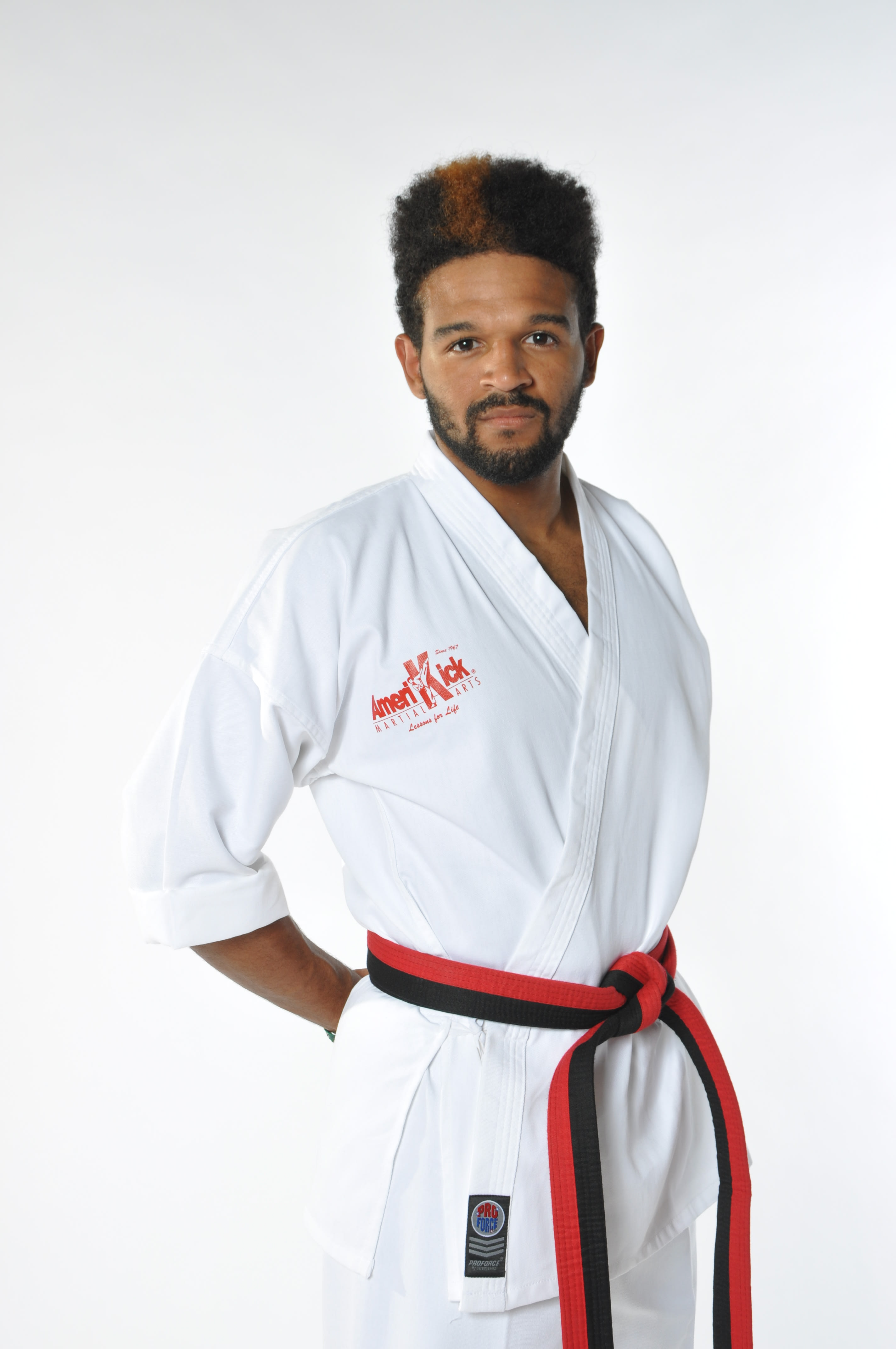Nate DeSantana in Philadelphia - Amerikick Martial Arts Northeast Philly