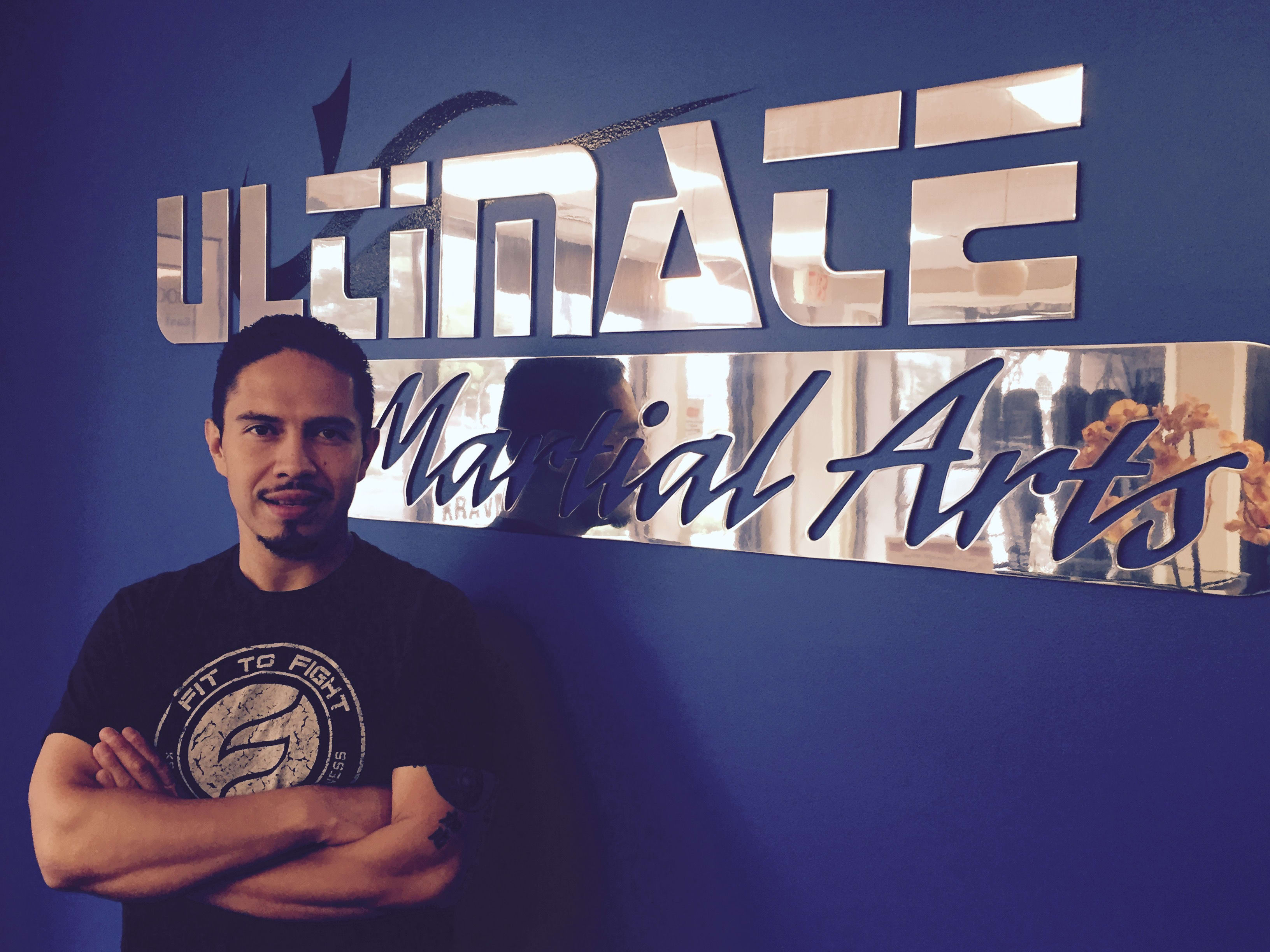 Sergio Macias in Chicago - Ultimate Martial Arts