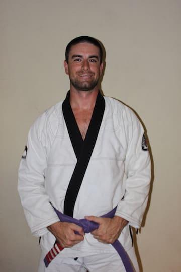Jason Kinner in Sewell - Hassett's Jiu Jitsu Club