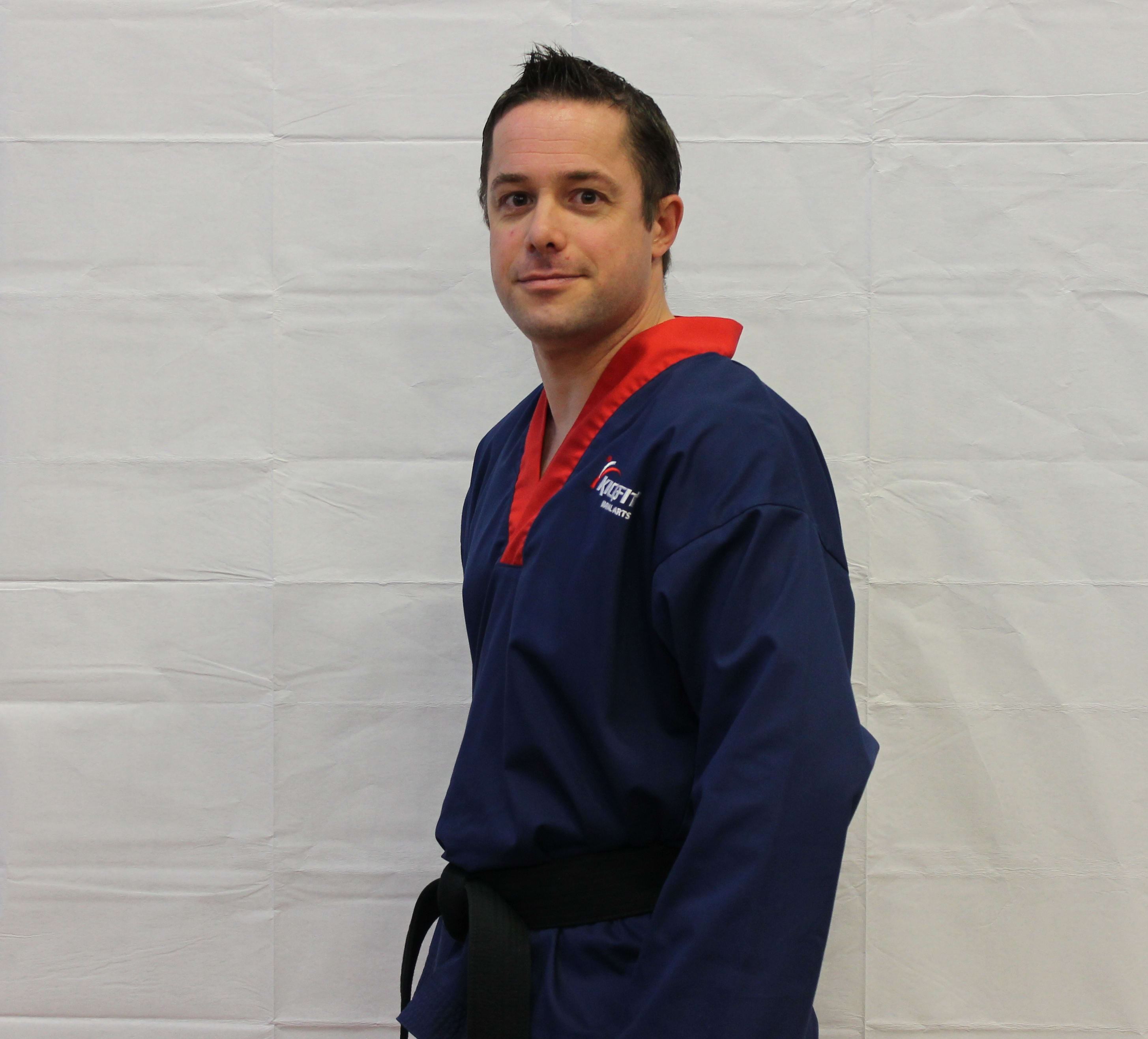 Mr Warwick in Slough - KickFit Martial Arts Slough