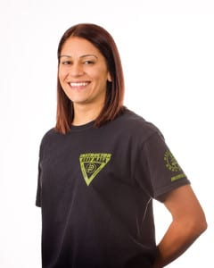 Stefanie Valente in - West Coast Krav Maga
