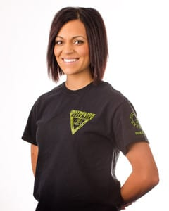 Amanda Estrada in - West Coast Krav Maga