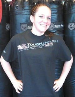 Ericka Howard in - West Coast Krav Maga