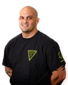 John Estrada in - West Coast Krav Maga