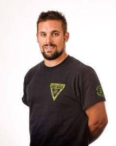 Chris Serrania in - West Coast Krav Maga