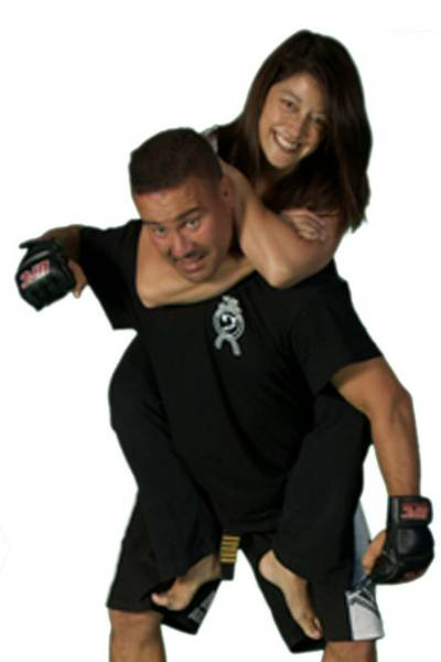 Sensei Gina Auen in San Jose - All Sport MMA