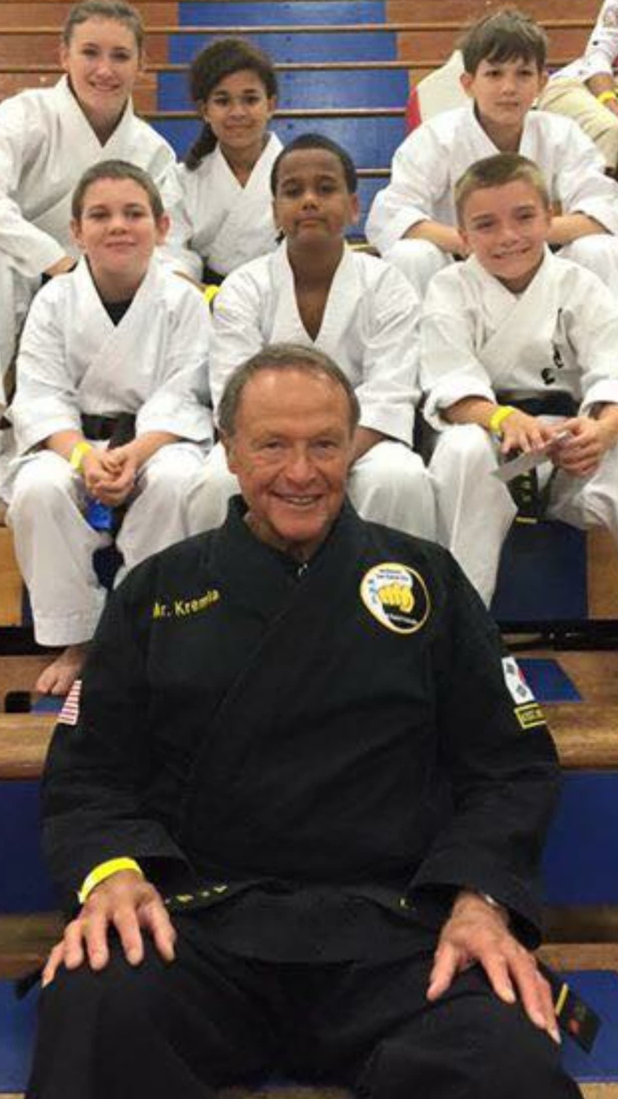 Mr. L. Kremla in Omaha - Championship Martial Arts - Omaha