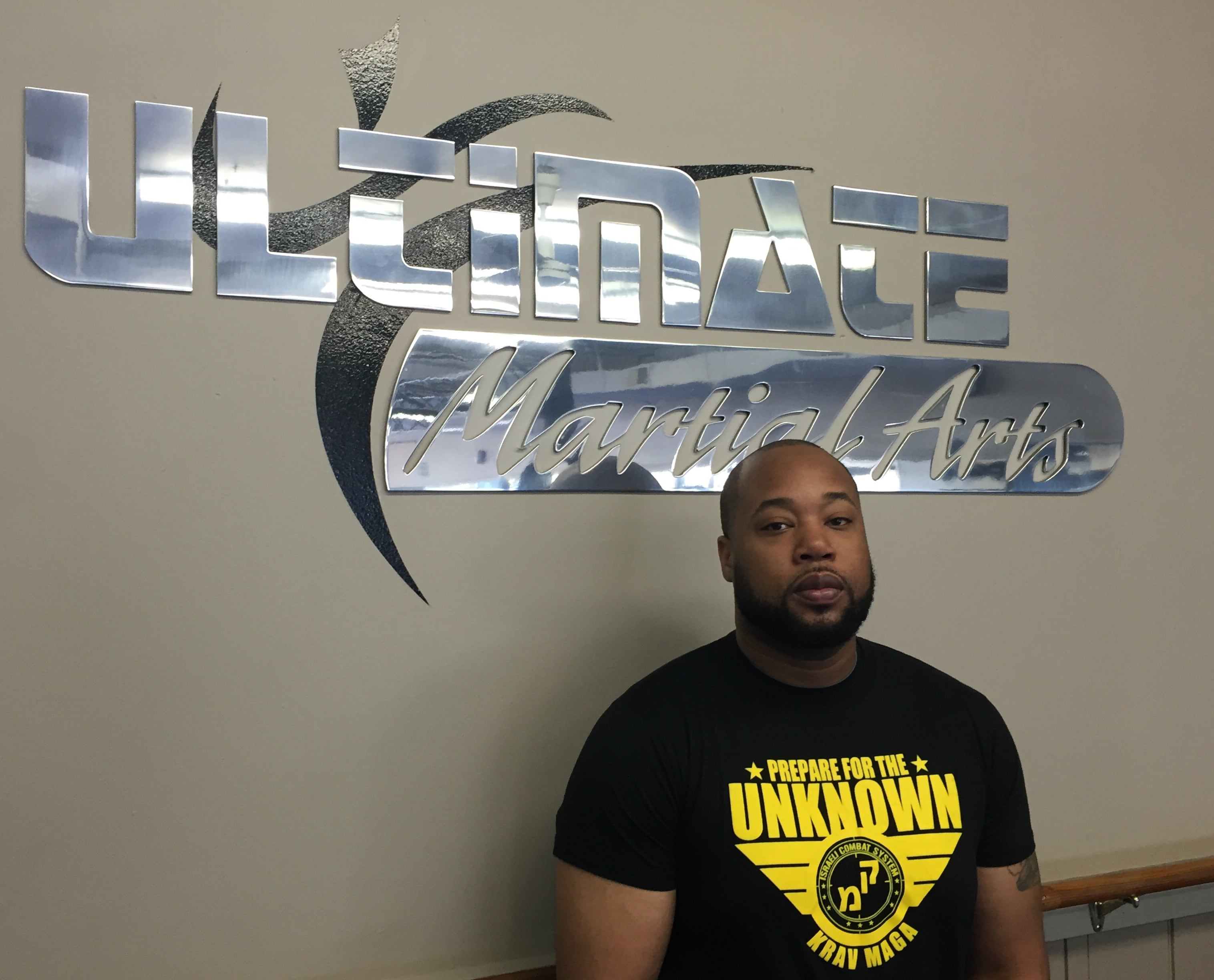 Gushy Joseph in Chicago - Ultimate Martial Arts