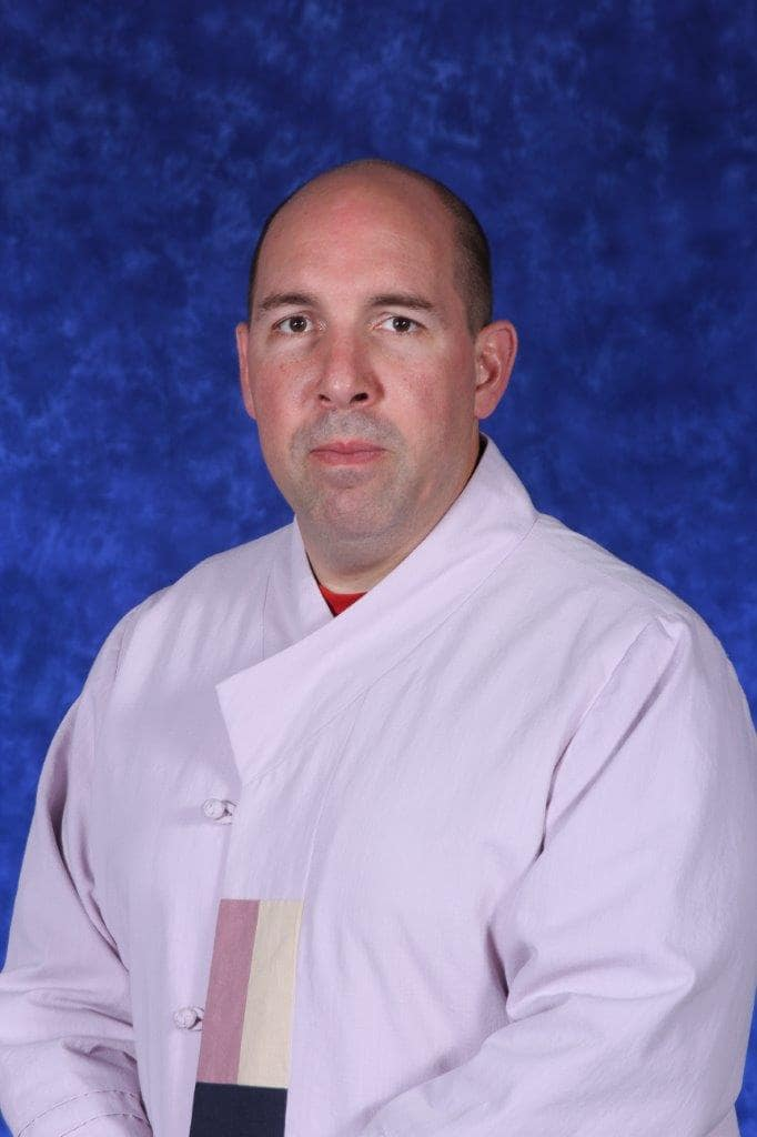 Senior Master Charles B Chapman III in Bossier City - Pak's Karate Louisiana