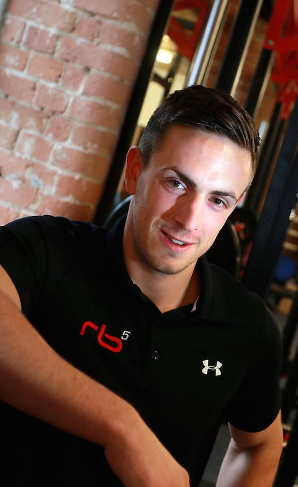 Joe Pheasant in Nottingham - rb5 Personal Training