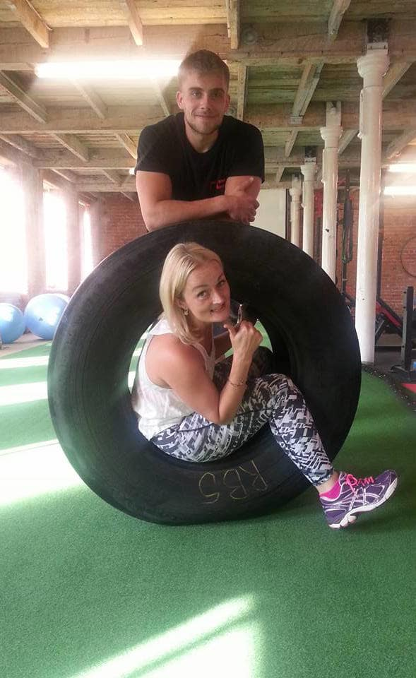Alex Parker in Nottingham - rb5 Personal Training
