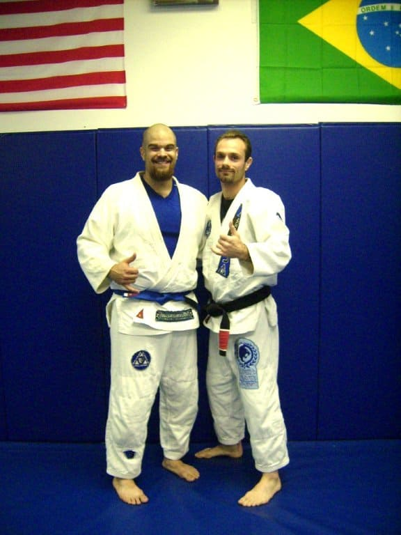 Professor Jay Regalbuto in Berlin - South Jersey Jiu Jitsu