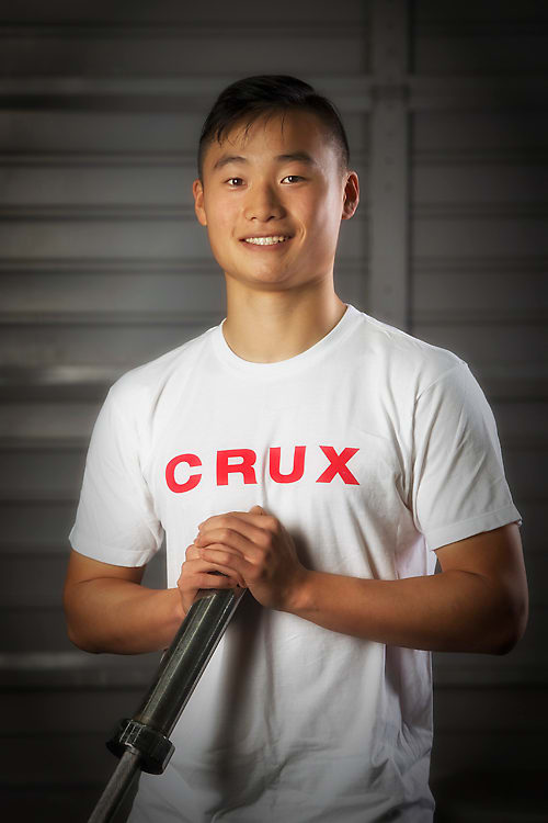 Patrick Koo in Richmond and Surrey - Crux Fitness