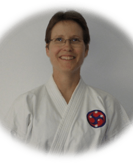 Hannah Thornton in Helensvale - Southern Cross Martial Arts