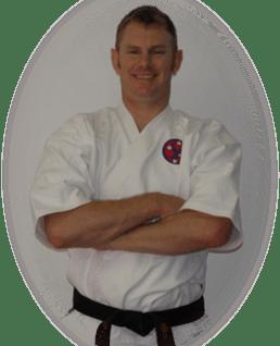 John Trebilco in Helensvale - Southern Cross Martial Arts