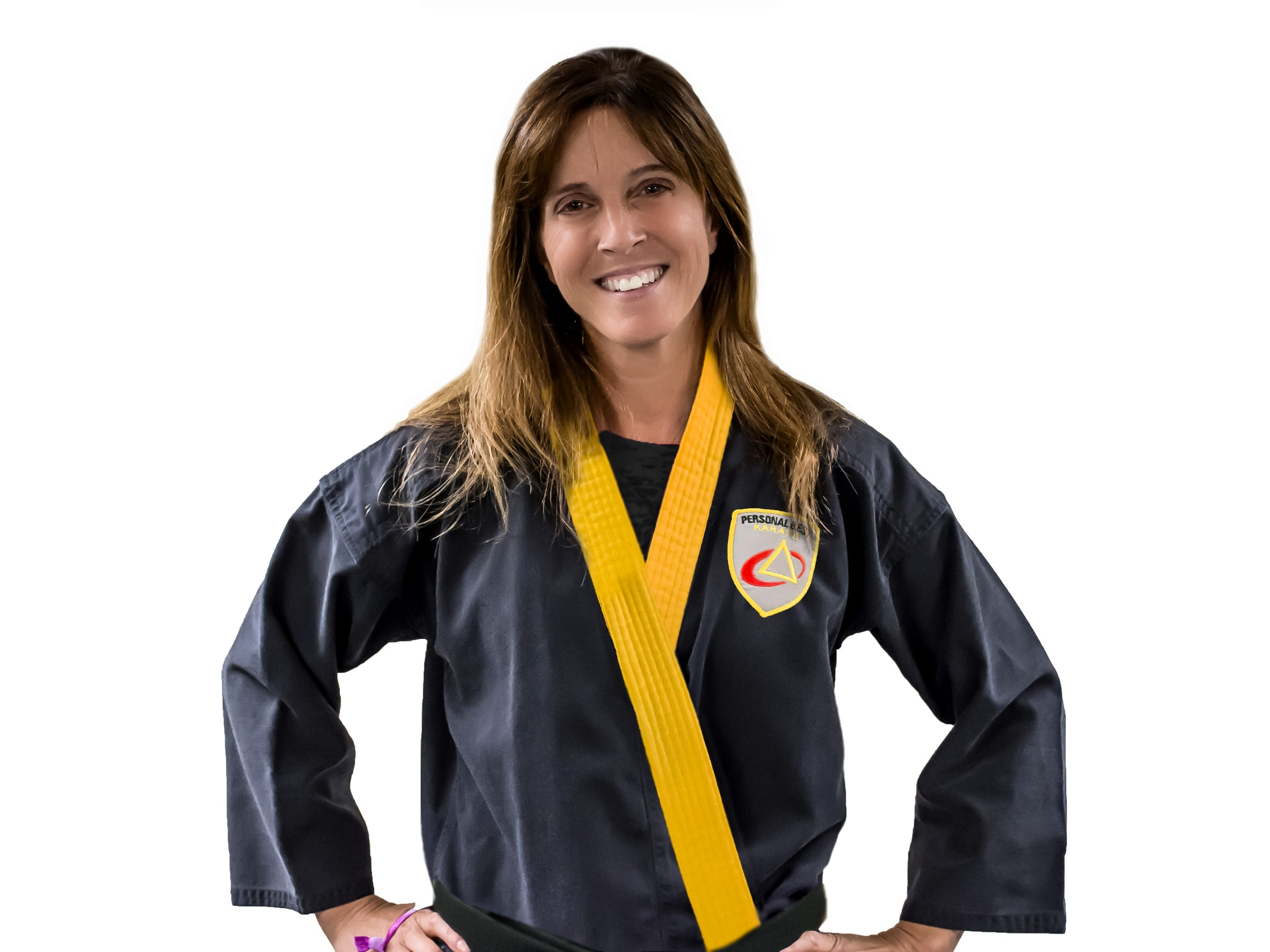 Tracy Rappold in Norton - Personal Best Karate