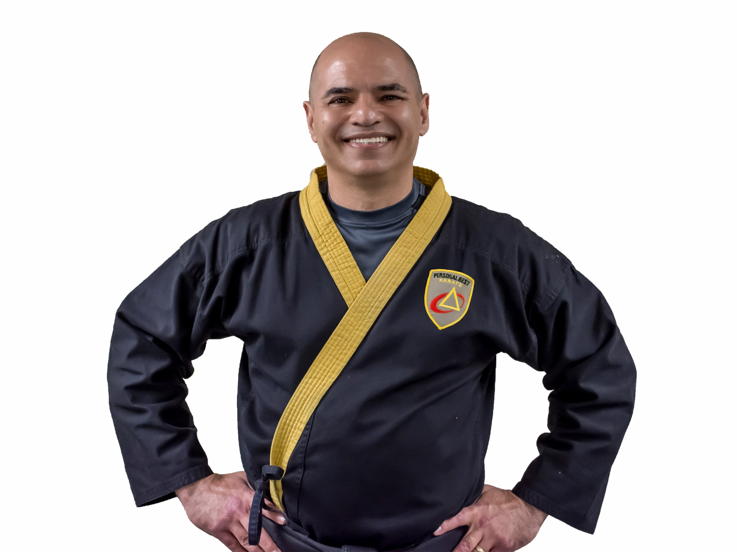 Rolando Perez in Norton - Personal Best Karate