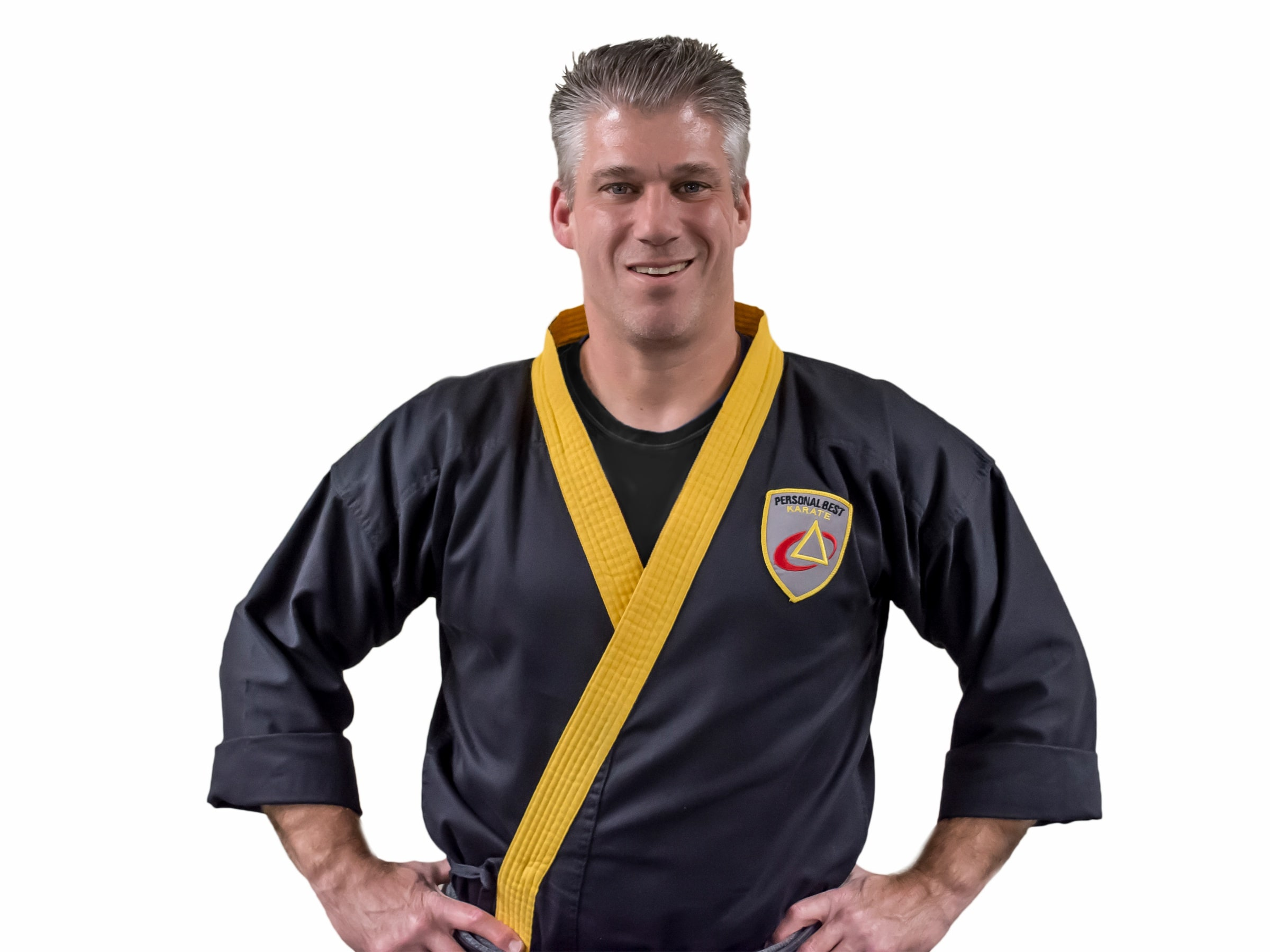 John Mosca in Norton - Personal Best Karate