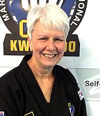 Jenny Partridge in Redhill - Ellis Academy
