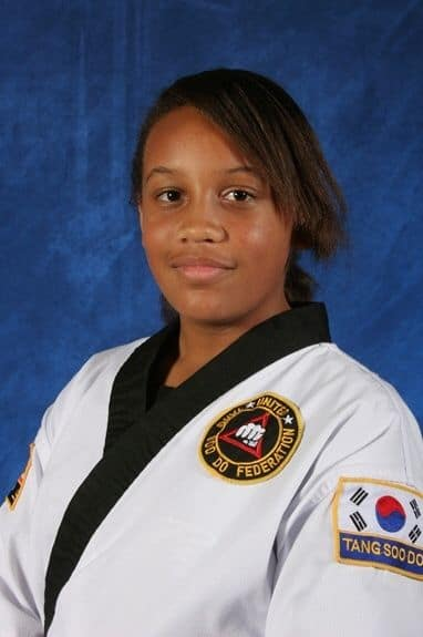 Gwendolyn Walker in Bossier City - Pak's Karate Louisiana