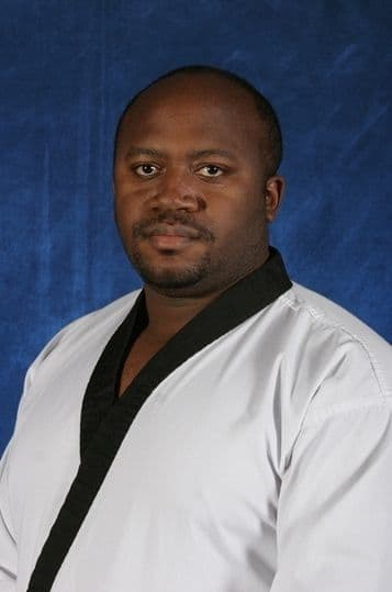Derek Bradford in Bossier City - Pak's Karate Louisiana