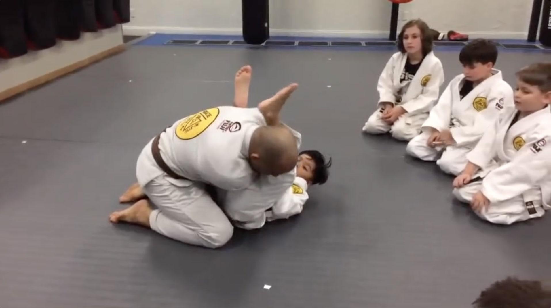 Nyack Kids Martial Arts and Jiu Jitsu - 5150 Martial Arts