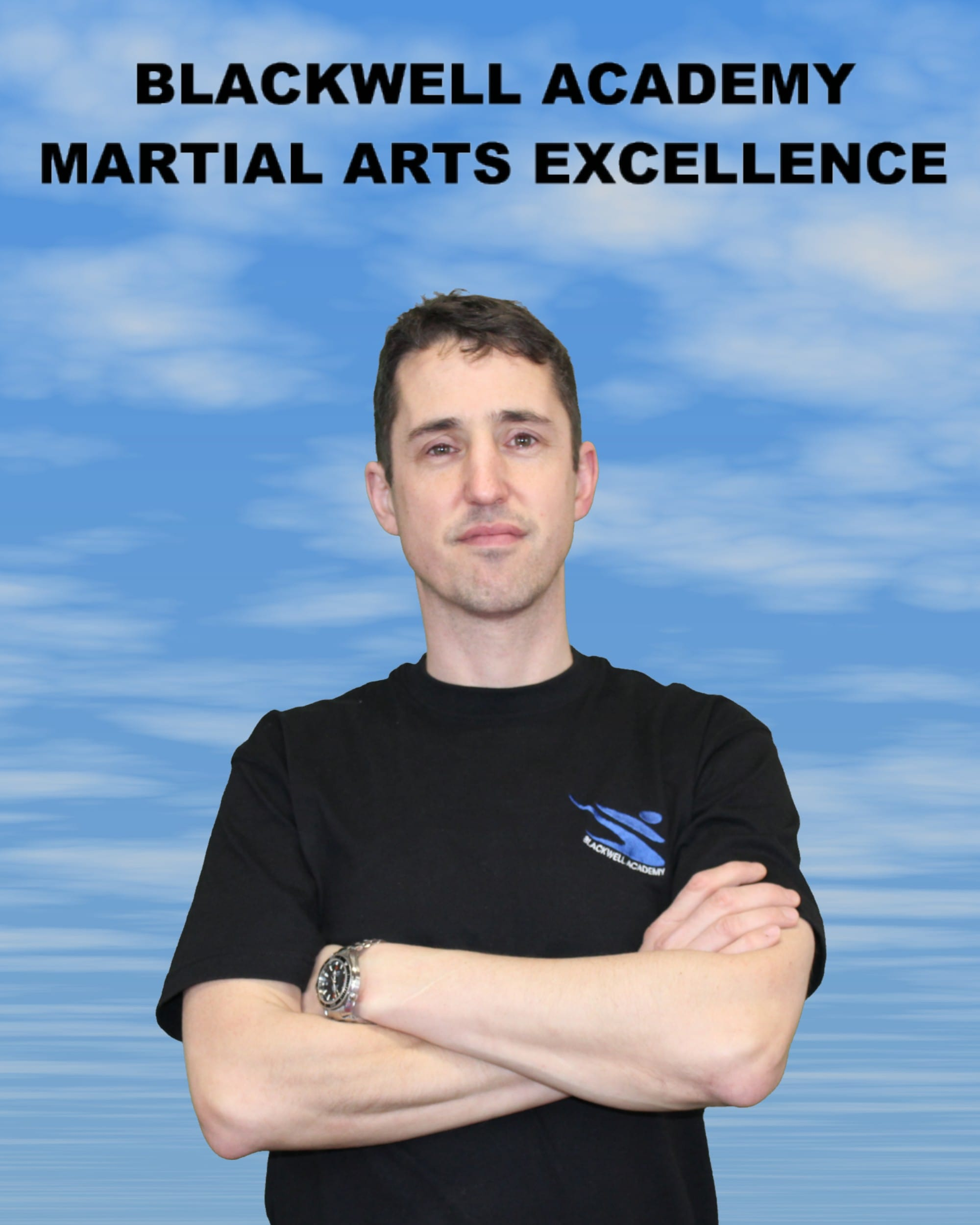 Martyn Bailey in Ipswich - Blackwell Academy