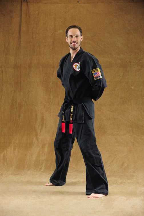 Ryan Thierolf in Midvale, Sandy, and Kearns - West Wind Karate
