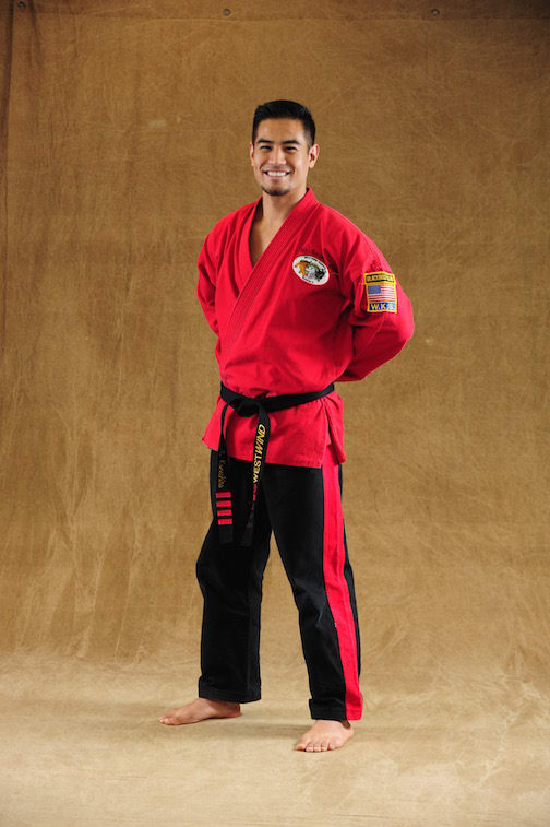 Sean Kaneshiro in Midvale, Sandy, and Kearns - West Wind Karate