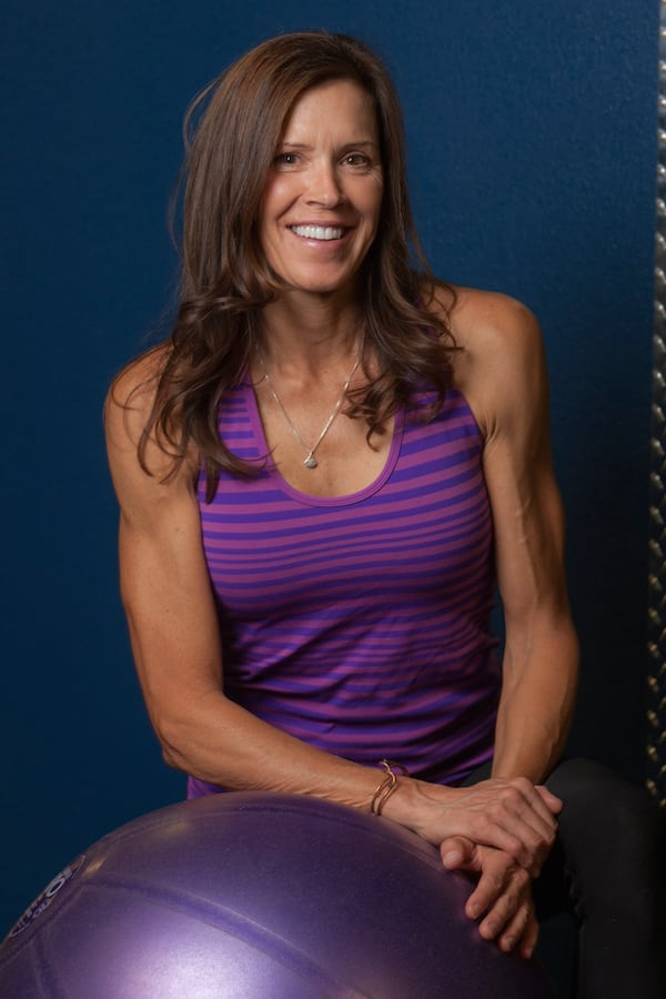 Zoe Albright in Henderson - Anthem Fitness